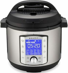 Instant Pot Duo Evo Plus 9 in 1 Pressure Cooker 8 Qt - New in Box Free Shipping