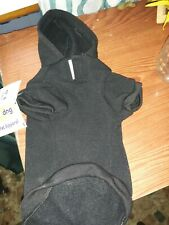 Small Doggie Pet Hooded Sweatshirt With Tags