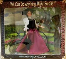 We Can Do Anything, Right Barbie 1999 National Barbie Convention Souvenir Doll..