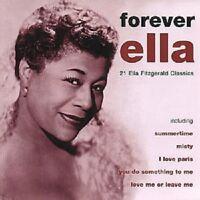 """ELLA FITZGERALD """"FOREVER ELLA"""" CD NEW!"""