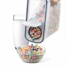New listing Cereal Container Set - 4 Piece Airtight Large Dry Food Storage Containers.1206