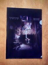 Toto Xiv promotional folder (Japan) Lukather, Porcaro, Paich, Williams