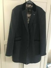 Unbranded Knee Coats & Jackets Men's Cotton Blend Outer Shell