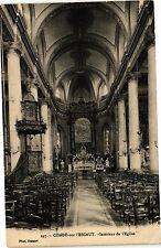 CPA CONDE - sur - L'escaut.- Interieur de l'eglise  (190652)