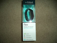 Fitbit Flex Wireless Activity + Sleep Wristband, Black - NEW IN BOX