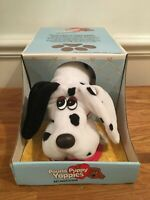 """Pound Puppy Yappies Soft Toys Boxed Orginal Vintage 1984 Hornby Tonka 30cm 12"""""""