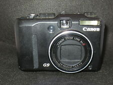 Canon PowerShot G9 Digital Camera +16GB