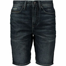 TIMBERLAND Blue Washed Denim Shorts. Size 36