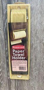 Rubbermaid Paper Towel Holder Yellow 2361 Retro Kitchen 1970s