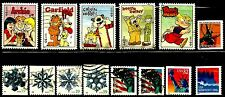 USA, 67 MODERN USED STAMPS, ALL IN PERFECT CONDITION, NO DEFECTS