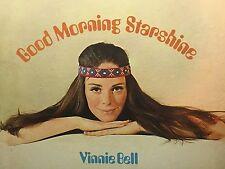 VINNIE BELL - Good Morning Starshine ~ DECCA 75138 {white label} w/Sitar ->RARE