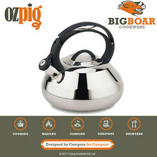 Ozpig Big Boar Stainless Steel Kettle 4 Litre