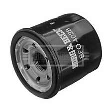 Fits Subaru Forester SG 2.5 XT Borg & Beck Screw-On Spin-On Engine Oil Filter