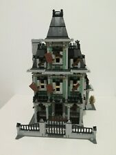 Lego Monster Fighters Modular HAUNTED HOUSE set 10228 w/o Minifigures Used