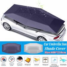 4X2.1M Ombrello Auto Tenda Stoffa Copriauto Impermeabile Anti UV