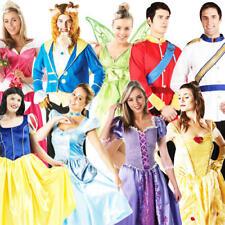 Disney Fairytale Adults Fancy Dress Book Week Story Mens Ladies Costume Outfits
