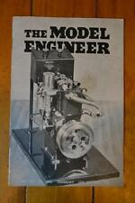 The Model Engineer Magazine Vol.102 No.2540 26 Jan 1950 FREEPOST IN AUSTRALIA