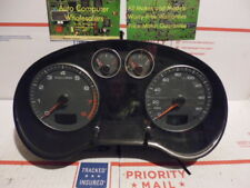 MR377 OEM WARRANTY 2009 10 11 12 AUDI A3 5K Instrument Cluster Speedometer