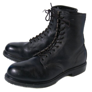"""Red Wing 4473 8"""" Combat Motorcycle  Men Boots NEW Size 10"""