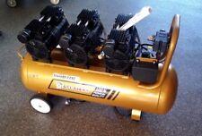 Silent Oil free compressor AFLATEK EXC 80 Liter 230v 330l/min 67dB 1800W