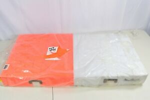 MacGregor Recreational Double First Base Safety Orange White NO STAKES