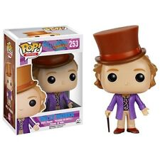 FUNKO POP MOVIES WILLY WONKA & THE CHOCOLATE FACTORY WILLY WONKA #253 IN STOCK
