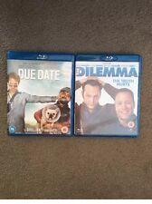 Blu Ray The Dilemma & Due Date Films DVD Comedy Bundle