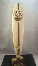 Beer Tap Handle Golden Road K 38 Beer Tap Handle Figural Surfboard Tap Handle