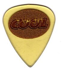 6 (SIX) COOL PICKS 0.60mm Beta Carbonate Sand Grip Guitar Picks Standard