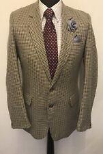 MS2468 Debenhams Para Hombre Chaqueta Blazer Houndstooth Vintage Tamaño 102 cm/40 L