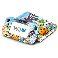 Skin Decal Cover for Nintendo Wii U Console & GamePad - Pokemon Mystery Dungeon