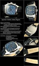 Aquarius tonneau Cronografo dalla casa Jacques Cantani NUOVO