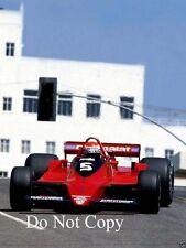 Niki Lauda Parmalat Brabham BT48 USA Grand Prix Long Beach 1979 Photograph