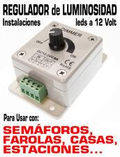 Regulador de intensidad luminosa hasta 8 Amp. Ideal farolas, edificios... NUEVO