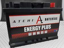Bateria 62Ah 560A. 12V Para coche Garantia de 2 años Atehi Hermetica