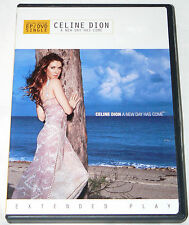 Celine Dion - A New Day Has Come (DVD Single 2002 Special Edition Extended Play)