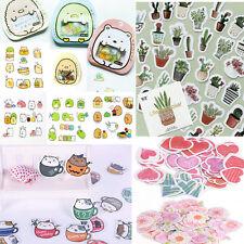 Lot Lovely Paper Sticker Cartoon Art Decoration Sticker Craft Album Scrapbooking