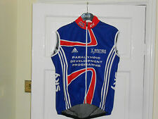 Adidas Team Issue GB PDP SKY 2012 cycling bike gilet jersey shirt  windvest