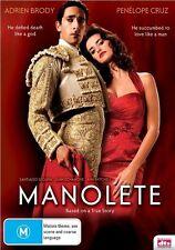 Manolete (DVD, 2011) - Region 4