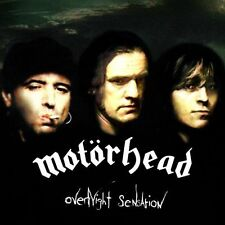 MOTORHEAD - OVERNIGHT SENSATION - CD NUOVO 1996 GERMANY