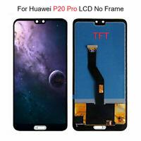 Pour Huawei P20 Pro CLT-L09 L29 LCD écran tactile numériseur assemblée TFT HOT