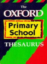 The Oxford Thesaurus for Primary School,Alan Spooner