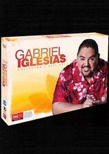 Gabriel Iglesias Blu-ray Comedy 2014 DVD Edition Year Discs