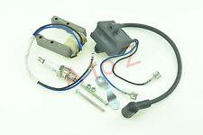 CDI Ignition Coil Spark Plug Magneto 50cc 66cc 80cc Engine Motorized Bike