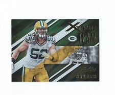 CLAY MATTHEWS - 2016 ABSOLUTE - GREEN BAY PACKERS / XTREME TEAM