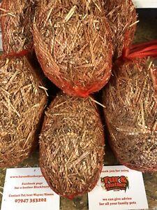 5 X1L Barley-Straw Logs for Safe Natural Control of Algae & Blanketweed In Ponds