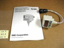 NEW  SMC  ZSE50F-T2-62L  DIGITAL PRESSURE SWITCH