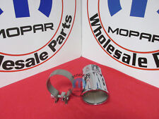 JEEP GRAND CHEROKEE Chrome Exhaust Tip Extension NEW OEM MOPAR