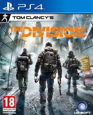 Tom Clancy's The Division PS4 Playstation 4 IT IMPORT UBISOFT