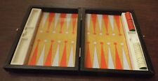 Travel Backgammon Set Magnetic Board Game 9 Inch